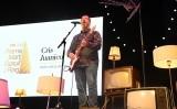 El cantautor Cris Juanico en la gala d'entrega de la vuitena edició dels Premis Martí Gasull
