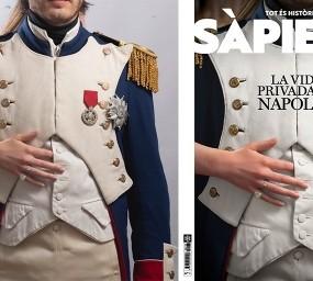 Així vam fer la portada de Napoleó