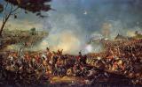 'La batalla de Waterloo', de William Sadler