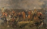 'La batalla de Waterloo', de Jan Willem Pieneman
