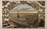 Cartell de l'Exposició Universal de París