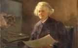 Retrat de Rosa Bonheur fet per Anna Klumpke  el 1898
