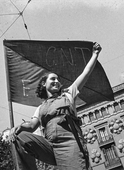 Una de les fotografies d'Antoni Campañà que s'exposen a la mostra 'La guerra infinita' del MNAC