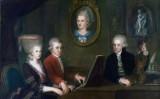 Nissagues musicals: Mozart, el seu pare i la seva germana