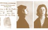 Fitxa de detenció d'una represaliada a Via Laietana