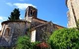 La capella de Sant Cugat, a Moja