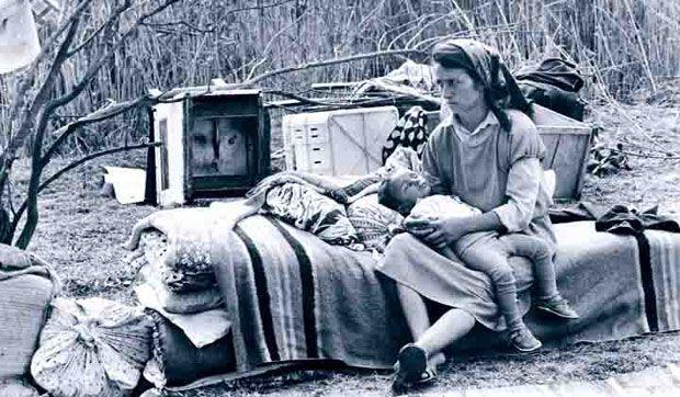 Desplaçats interns d'Azerbaidjan durant el conflicte de Nagorno Karabakh, el 1993