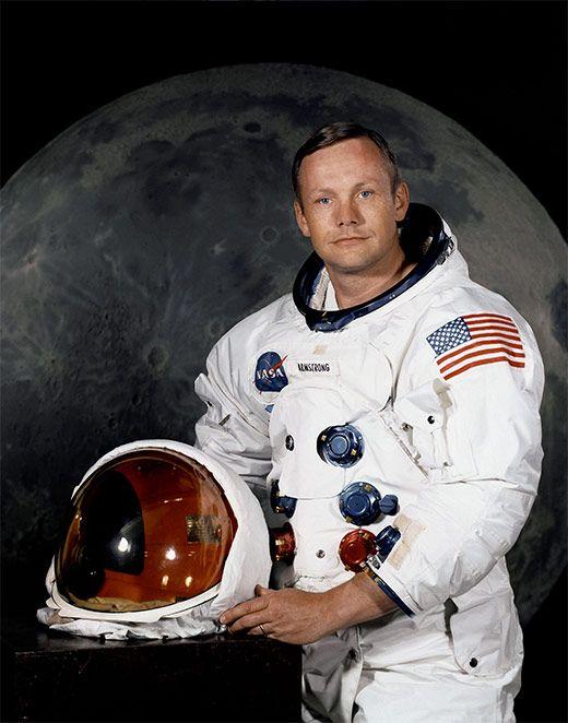Neil Armstrong el juliol de 1969 -  NASA