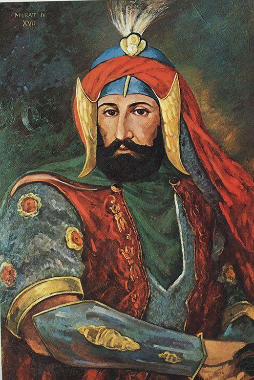 El sultà Murat IV