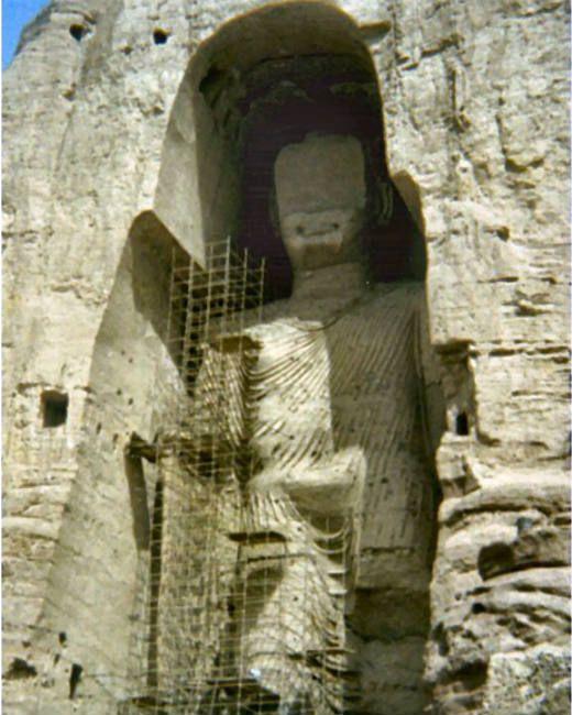 Un dels budes de Bamian (Afganistan) -  Marco Bonavoglia / Creative Commons