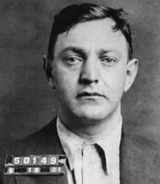 Fotografia de Dutch Schultz -  Wikimedia Commons