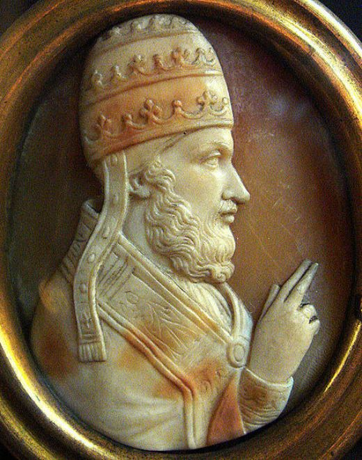 Camafeu del papa Adrià IV -  PHGCOM / Wikimedia Commons