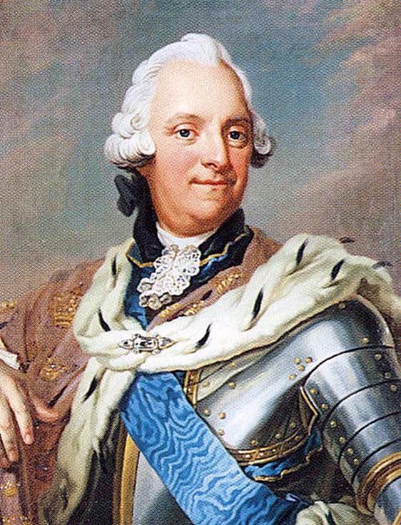 Retrat d'Adolf Frederic de Suècia (c. 1751). -  Gustaf Lundberg i Jakob Björck / TRAJAN 117 / Wikimedia Commons