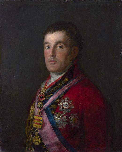 'Retrat del duc de Wellington' (1812-1814), de Francisco de Goya -  National Gallery / Hohum / Wikimedia Commons
