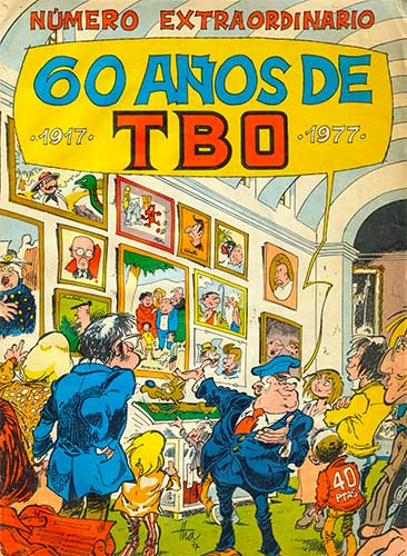 Un 'TBO' dels anys seixanta
