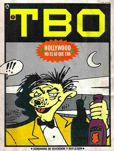 El 'TBO' més punk
