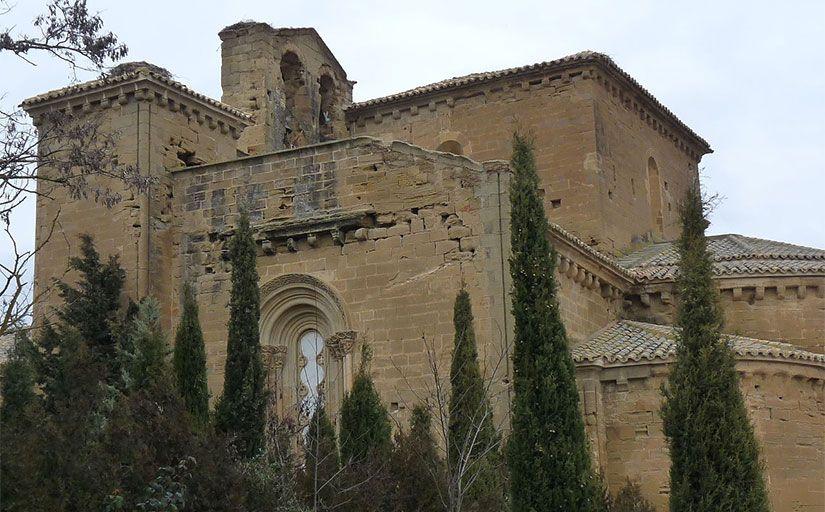 El reial monestir de Santa Maria de Sixena