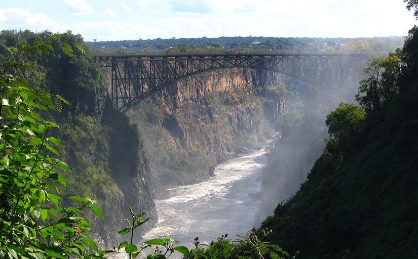 Pont de les cascades Victòria -  Autor desconegut / Wikimedia Commons