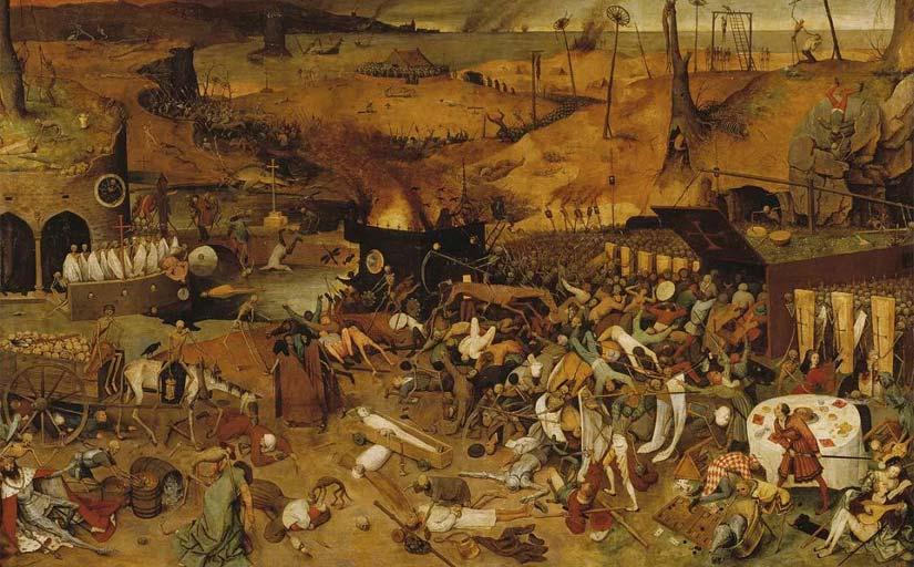 'El triomf de la mort', de Pieter Bruegel el Vell