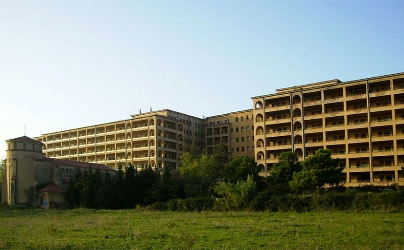 L'Hospital del Tòrax de Terrassa -  Vetranio /Wikimedia Commons