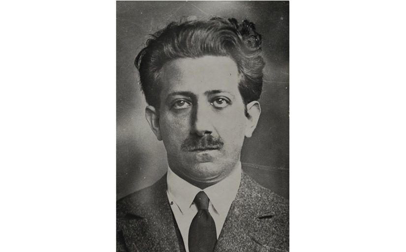 Una imatge de Stavisky el 1926 -  Wikimedia Commons