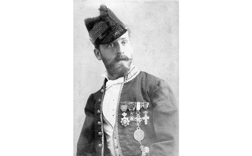 Eduard Toda de jove -  Wikimedia Commons