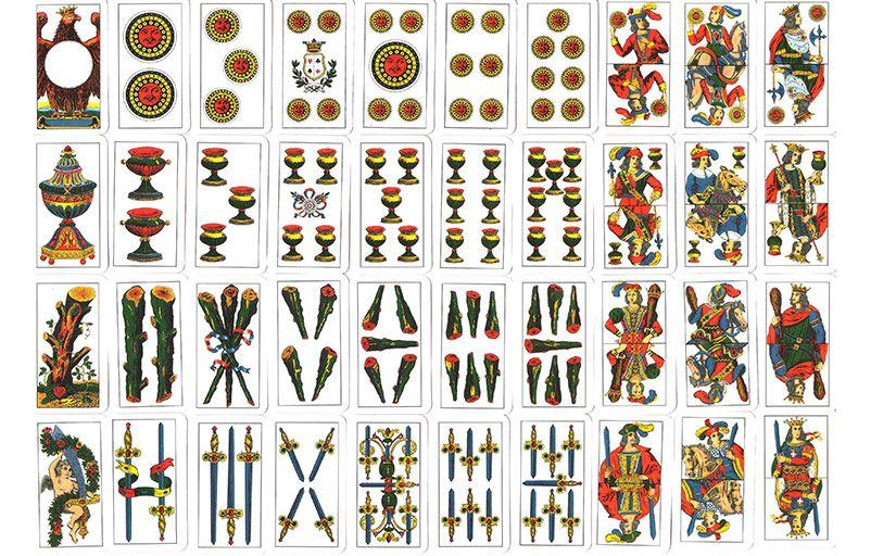 Baralla de cartes -  Wikimedia Commons