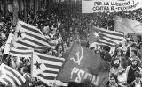 Manifestació del PSAN el 1980 a Barcelona -  SÀPIENS