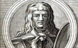Retrat del rei Ataülf en un gravat del segle XVIII -  Wikimedia Commons
