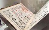 Llibre de cant gregorià -  Wikimedia Commons