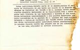 Fitxa de José Forges Vidal i de Celestino Junyent Puig