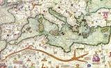 Detall de l''Atles català' que mostra la Mediterrània -  Wikimedia Commons