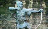 Estàtua de Robin Hood a Nottingham -  Wikimedia Commons