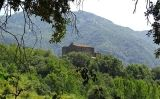 Vista de la masia la Sala (Viladrau), la casa natal de Serrallonga -  ArbeloA / Wikimedia Commons