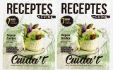 Portada del primer número de 'Receptes by CUINA'