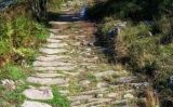 """Segons l'arqueòloga Irina Zilberbod, """"la via romana es troba en un estat excepcional"""" -  Wikimedia Commons"""