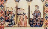Jaume I d'Aragó, Cantigas de Santa María -  Wikimedia Commons