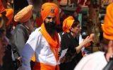 Els elements identificatius dels sikhs són la barba i el turbant -  Esteban Ono