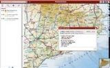 Captura del web Geoportal del Patrimoni Cultural