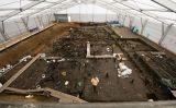 Treballs arqueològics a Must Farm (Regne Unit) -  Dr._Colleen_Morgan / Wikimedia commons