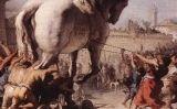 Processó del cavall de Troia -  Giovanni Domenico Tiepolo / Wikimedia commons