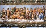 Consell dels déus (entre 1517 i 1518) -  Rafaello Sanzio / Wikimedia commons