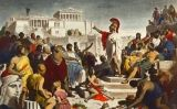 Discurs fúnebre de Pèricles (1877) -  Philipp Foltz / Wikimedia commons