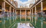 Banys romans a la ciutat de Bath (Anglaterra) -  Diego Delso / Wikimedia Commons