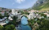 Pont Vell de Mostar (Bòsnia i Hercegovina) -  Wikimedia Commons