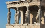 Les cariàtides del temple d'Erectèon