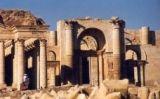 Les ruïnes d'Hatra