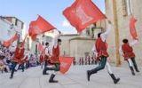 Els Abanderats de Tortosa en una actuació -  © Maria Rosa Vila