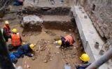 Treballs arqueològics a la necròpoli