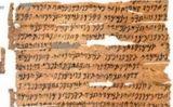 Text budista de Gandhara -  LMU